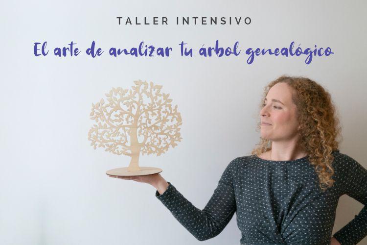 Taller intensivo El arte de analizar tu árbol genealógico