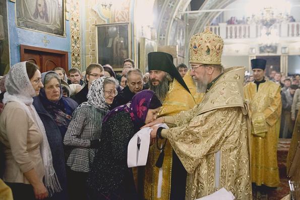 Община свято-никольского сестричества пополнилась новыми членами