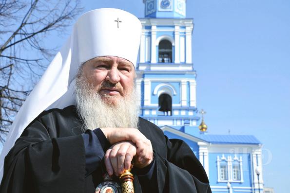 Главой Татарстанской митрополии назначен митрополит Феофан