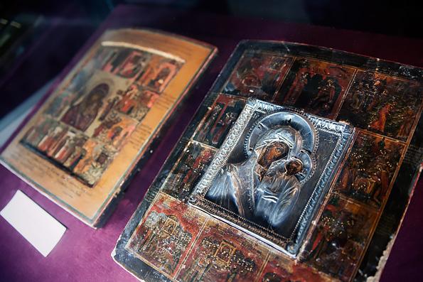 На выставке, посвященной Казанскому образу Богоматери, впервые представят уникальные иконы из частных коллекций
