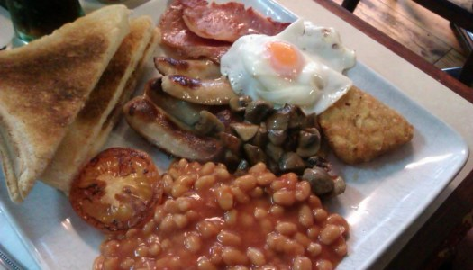 Potęga Albionu śniadaniem stoi