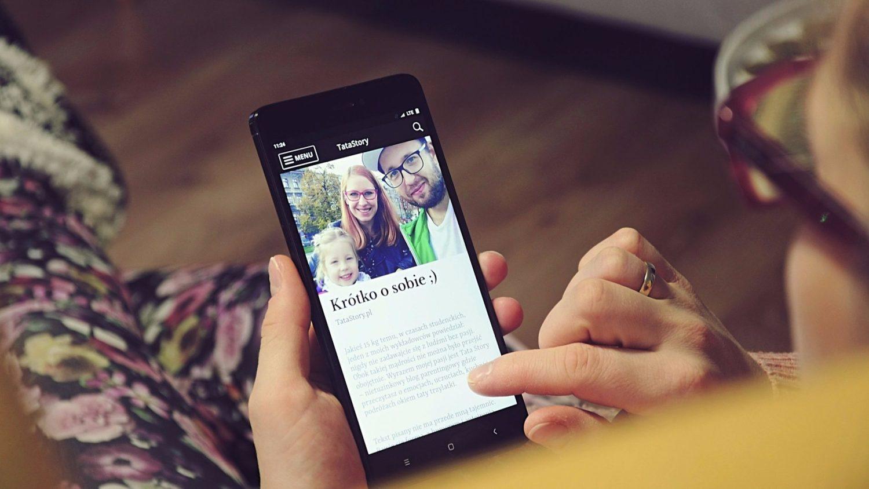 aplikacja Tata Story