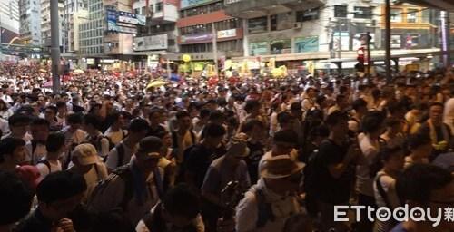 律師:《逃犯條例》若通過 台灣人過境香港可被引渡大陸