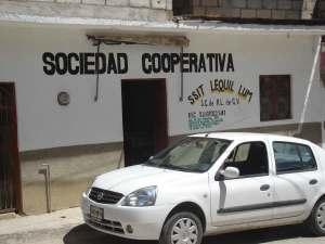 L'ufficio della cooperativa