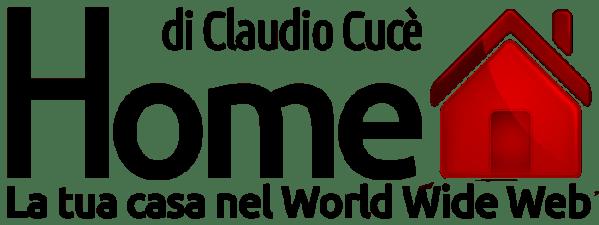 Home di Claudio Cucè agenzia web