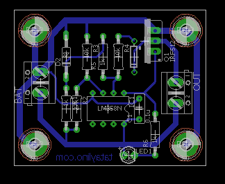 Low Voltage Disconnect Circuit