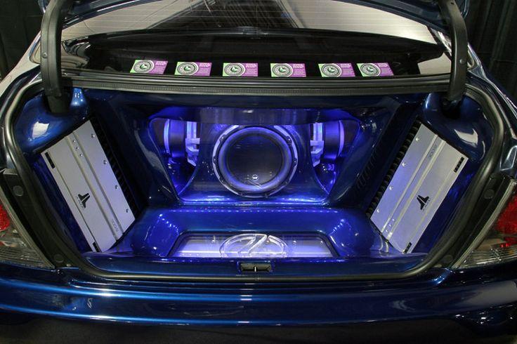 DIY Loud Bluetooth Speaker for your car