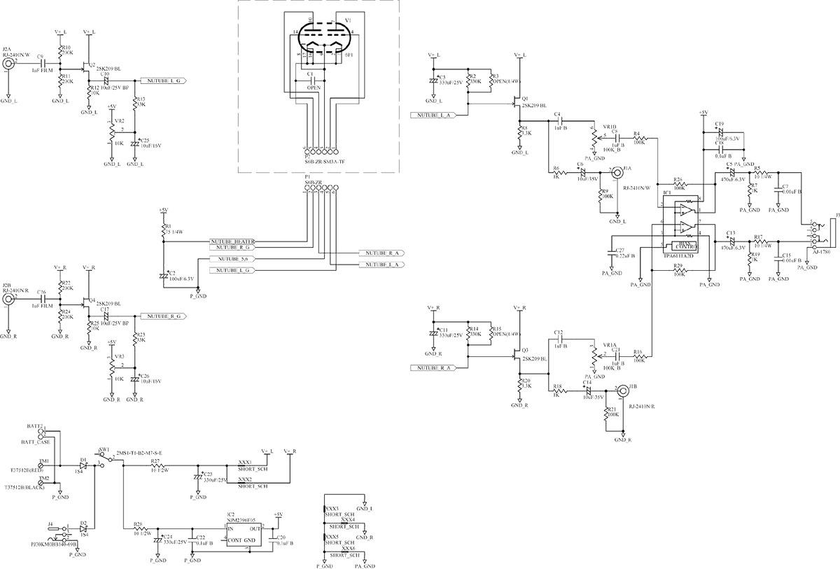 Headphoneampkitdiagram Tataylino
