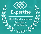 Expertise 2020 Best Digital Marketing Agencies in Philadelphia