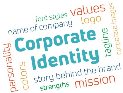 elements of corporate identity