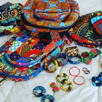 AfroUrban backpacks trend, from Moçambique!