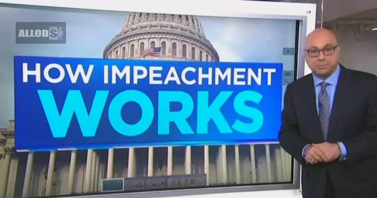 CNN Wins Exclusive Rights to Air Impeachment