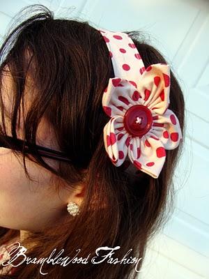 Guest Project: DIY Custom Headbands