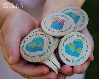 Wishes In My Pocket — Making the World a Better Place! {giveaway}