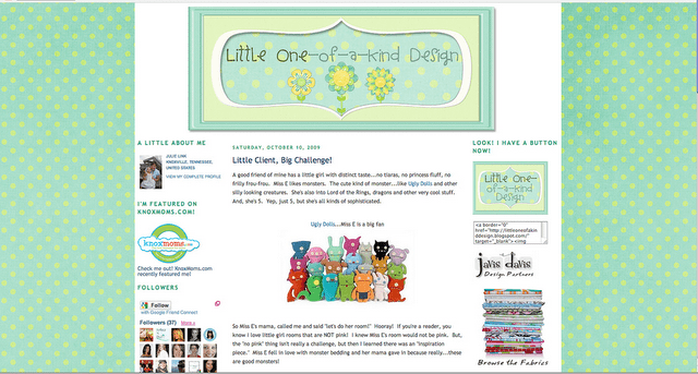 Monday Giveaway — a Complete Blog Makeover from Indiechick Designs!!