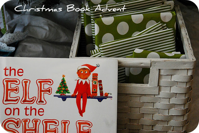 Do you do this? {Book Advent Calendar}