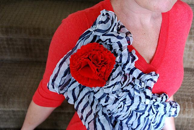 Spring Sweater Refashion 2011 {1}