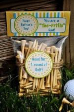 "Guest Project — Father's Day ""Tee-rrific"" Gift Idea! {and free printable}"