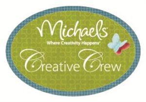 Michael's Creative Crew Blogger Event!