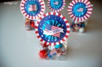 """Summer Social"" Guest Project — Free Fourth of July Party Printables!! {tutorial}"