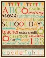 Great Ideas — Back to School {1}