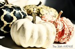 Guest Project — Make Mod Podge Pumpkins AND a surprise!!