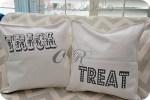 Three Halloween Pillows {tutorial}