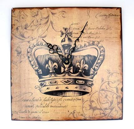 Royalty Clock