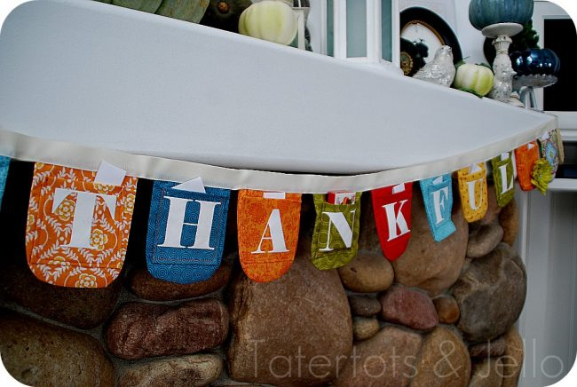 Thanksgiving Pocket Activities Project