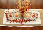 Make a DIY Beadboard Decorative Centerpiece Tray!! {tutorial}
