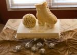 New Year's Eve Party Idea — Make a Disco Ball Cake!! (recipe tutorial)