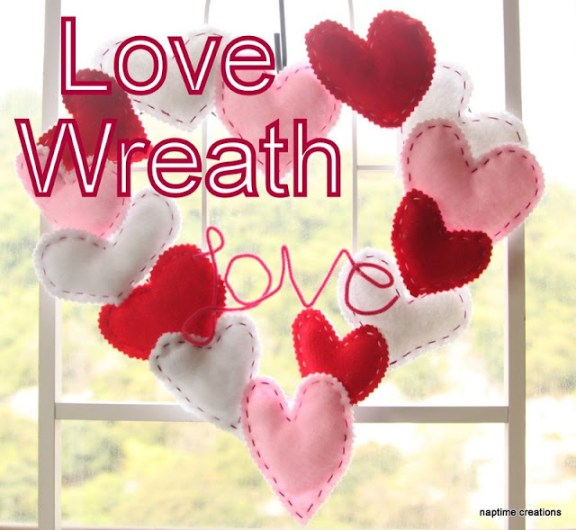 25 Valentine\'s Day Projects to Make.