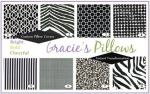 Weekend Wrap Up Party — and Gracie's Pillows giveaway!!