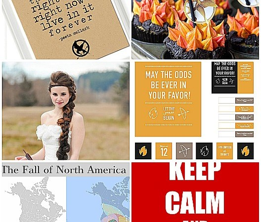22 Ways to Celebrate the Hunger Games Movie!