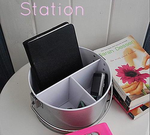 Make a 10-Minute Charging Station!!