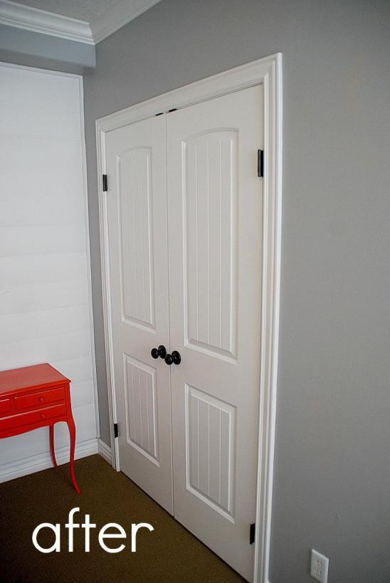 Make The Most Of Your Closet Replace Sliding Closet