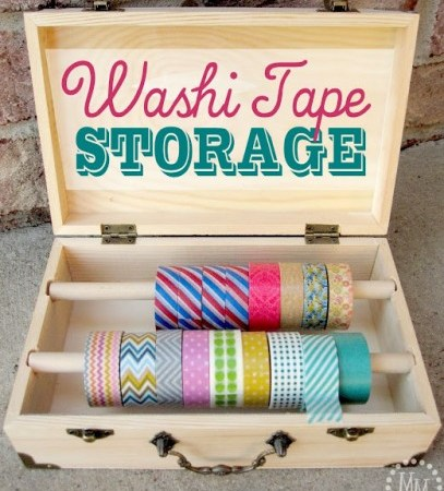 Great Ideas — 20 DIY Organizing Projects!!