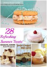 Great Ideas — 28 Refreshing Summer Treats!!