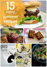 Great Ideas — 15 Tasty Summer Recipes!!