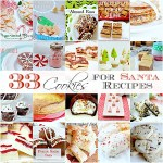 Great Ideas — 33 Christmas Cookie Recipes for Santa!