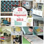 Great Ideas — 26 Ways to Get Organized in 2013!!