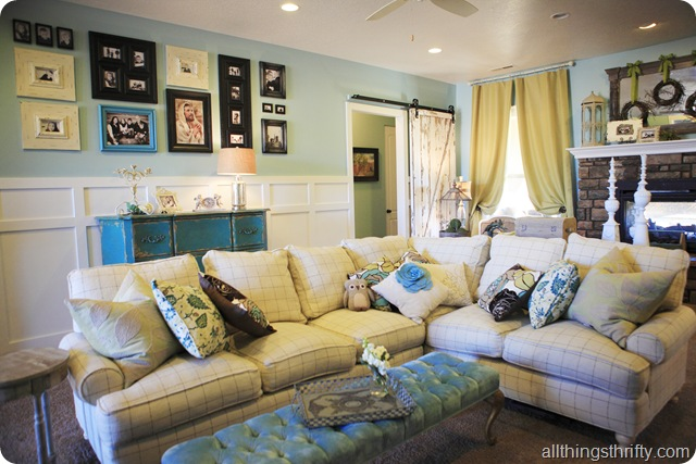 45 amazing diy projects for Cottage style family room