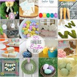 Great Ideas — 35 Fabulous Easter Projects!!