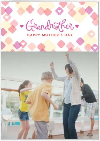 grandmother card for mom