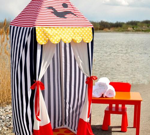 Make a PVC Summer Cabana!