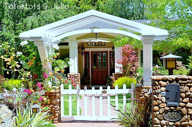 trellis and gate idea