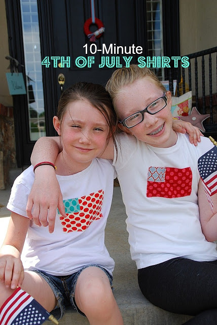 10 minute fourth of july shirts
