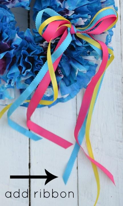 add ribbon