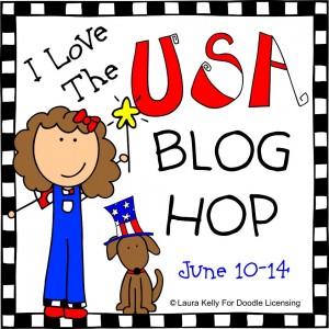 i love the usa blog hop