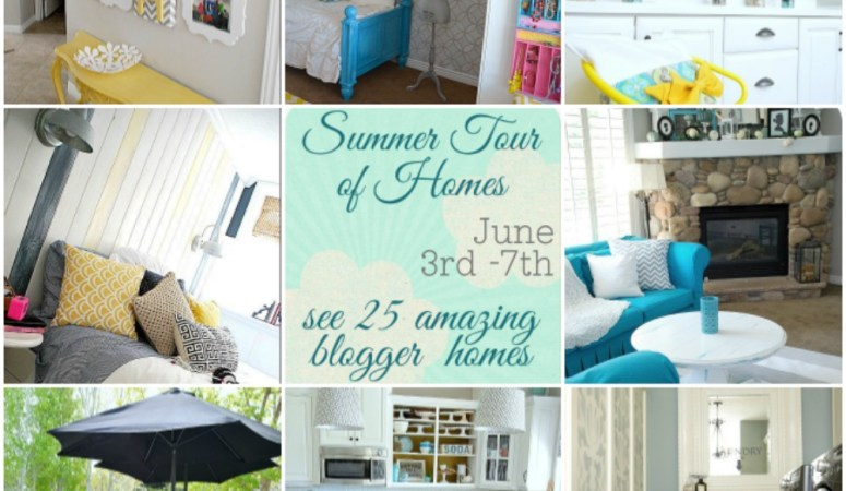 My Summer Home Tour!
